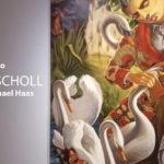 Dennis Scholl bei Michael Haas