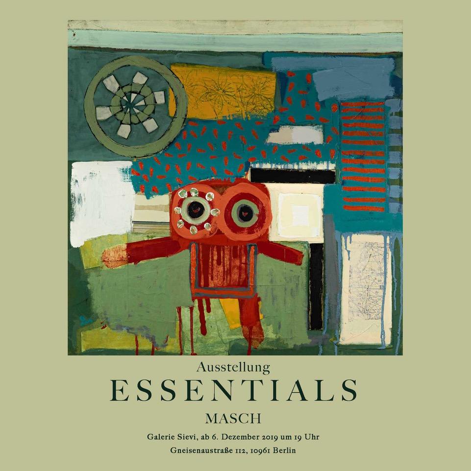 Masch - Essentials - Galerie Sievi
