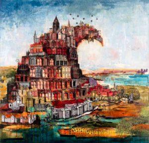 Hypnagogischer Atlas bei Luisa Catucci Gallery