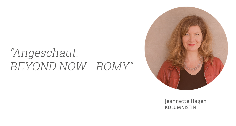 Angeschaut, Jeannette Hagen, Köppe Contemporary, Romy Campe, Beyond Now