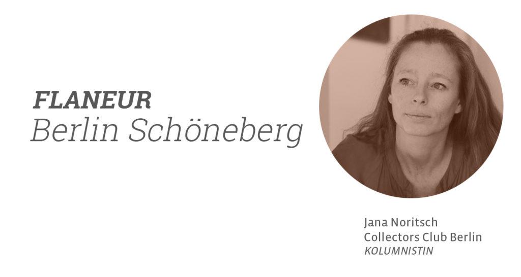 Berlin Flaneur Schöneberg Jana Noritsch