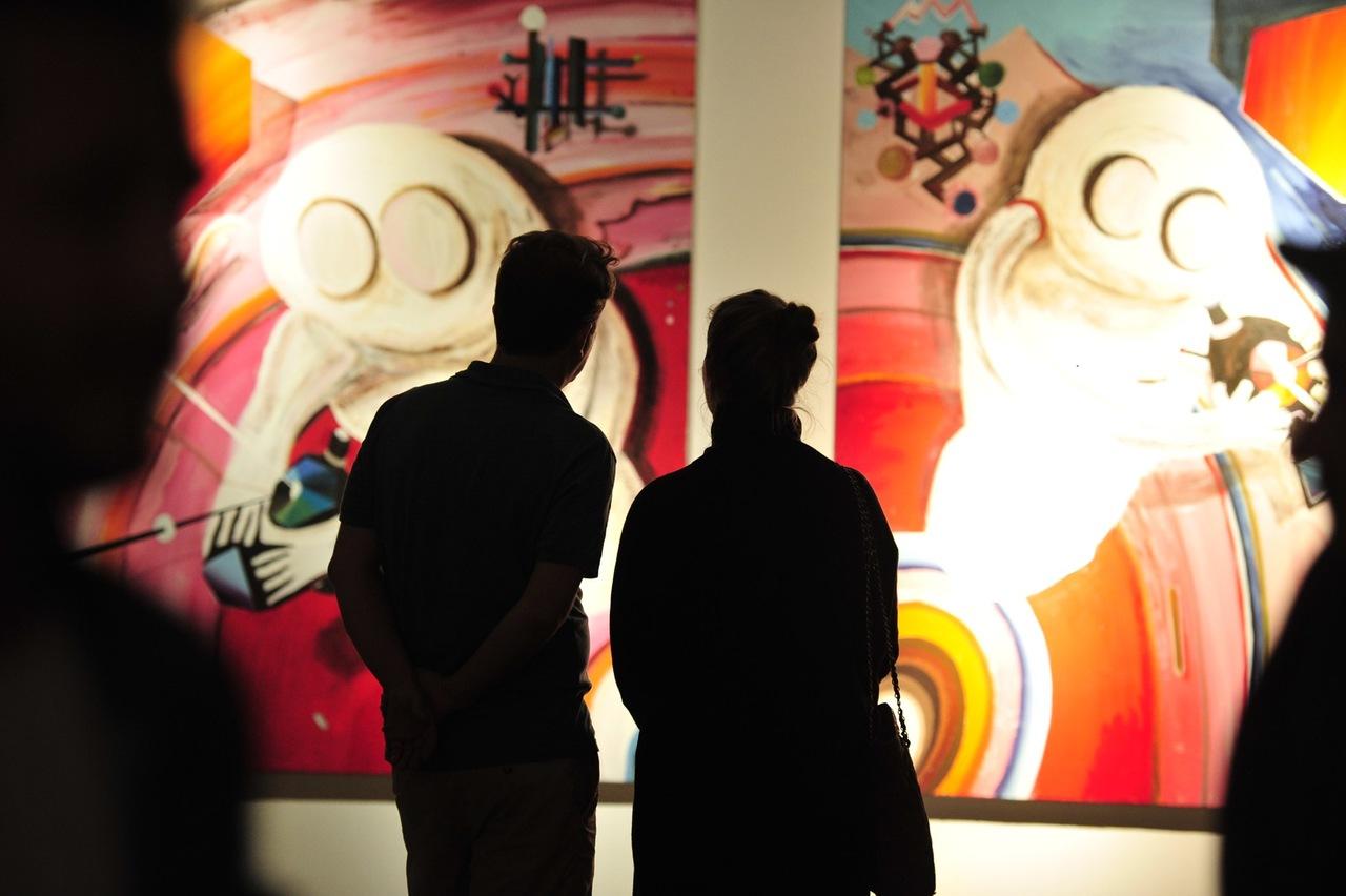 Gard & Grözinger in der Sexauer Galerie