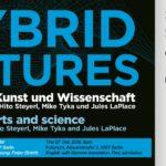 Hybrid Futures im Futurium - Spekulationen zwischen Kunst und Wissenschaft von Hito Steyerl, Mike Tyka und Jules Laplace am 12. Dezember 2019, 20 Uhr