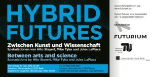 Hybrid Futures Flyer Futurium