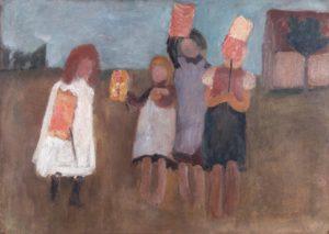 Kunsthandel Wolfgang Werner zeigt Paula Modersohn-Becker, bis 22. Februar 2020