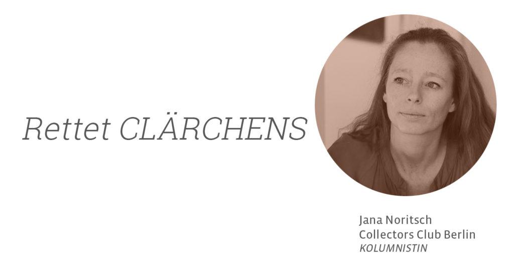 Rettet Clärchens Ballhaus - Jana Noritsch