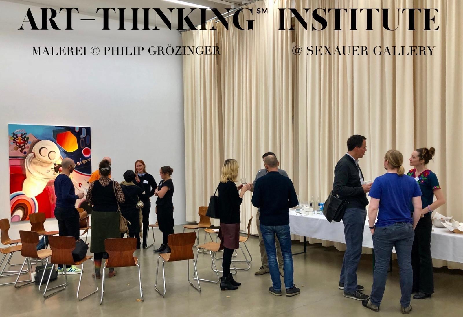 Flaneur 5 Art Thinking Institute