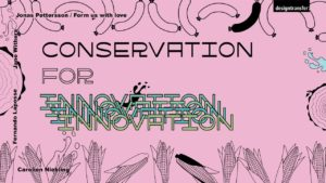 designtransfer_Conservation for innovation