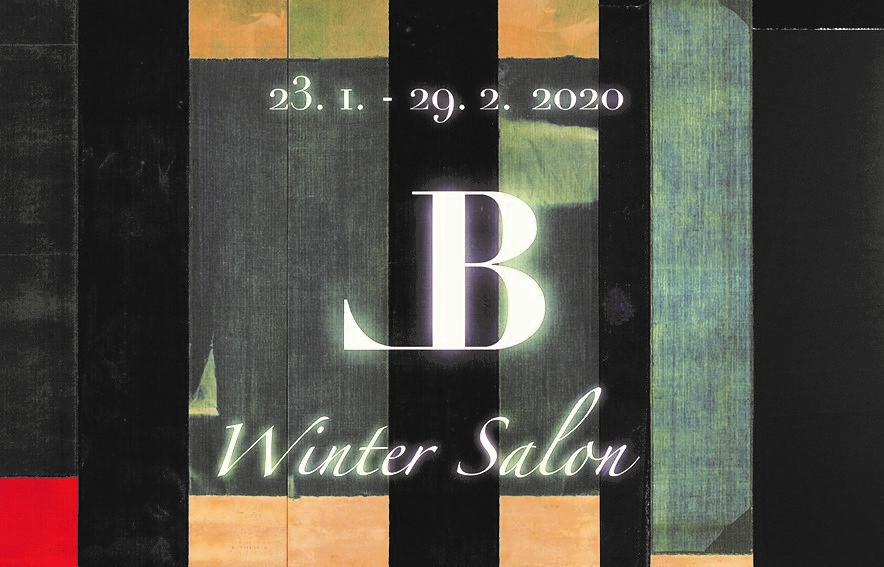 Winter Salon - Uli Fischer, Berlin abstract artist and ...