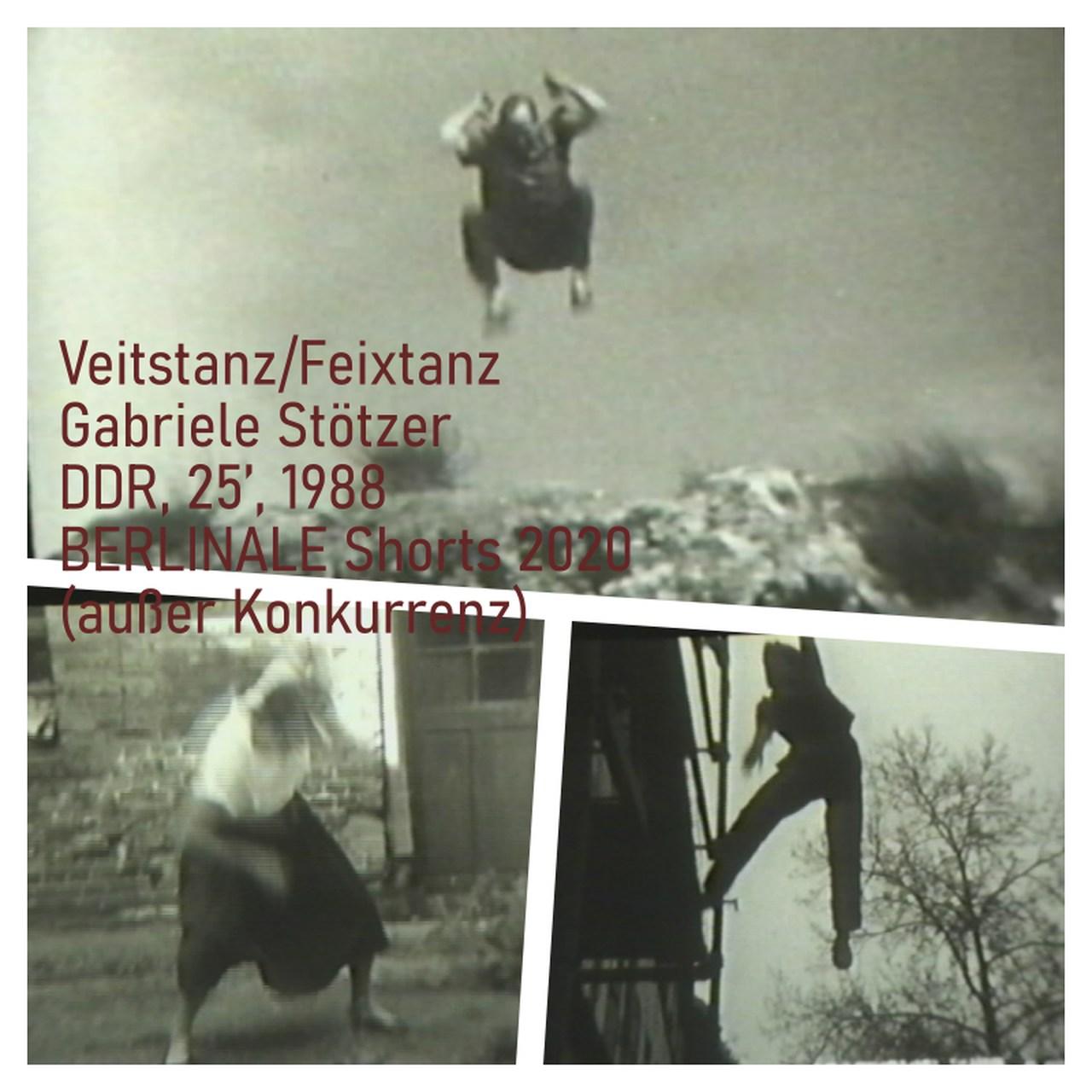 Gabriele Stötzer Feixtanz Berlinale Shorts