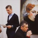 Neujahrsempfang - Kunstleben Berlin - Collectors Club Berlin - Köppe Contremporary - BEYOND NOW - Romy Campe