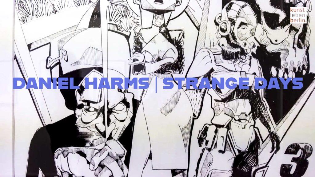 Daniel Harms - STRANGE DAYS