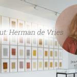 Jeannette Hagen für Kunstleben Berlin, Herman de Vries, herman de vries, how green is the grass, Georg Kolbe Museum