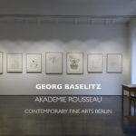 Georg Baselitz - Akademie Rousseau - CFA