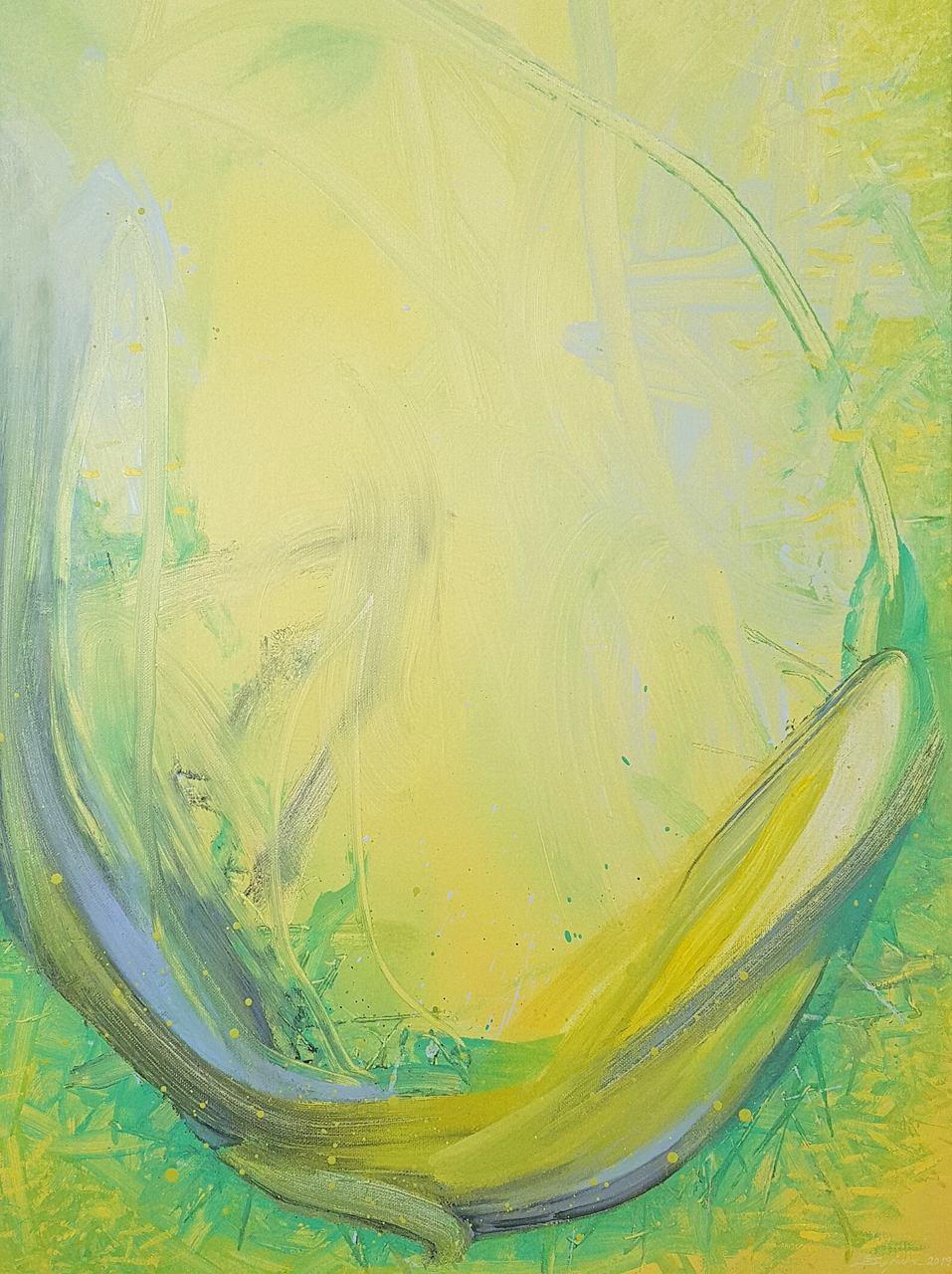 Frühlingsruf: Darko Lesjak Galerie Sievi