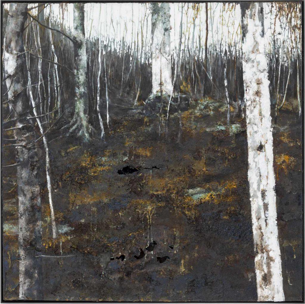 Jens Rausch - Experimentierfeld - mianki.gallery