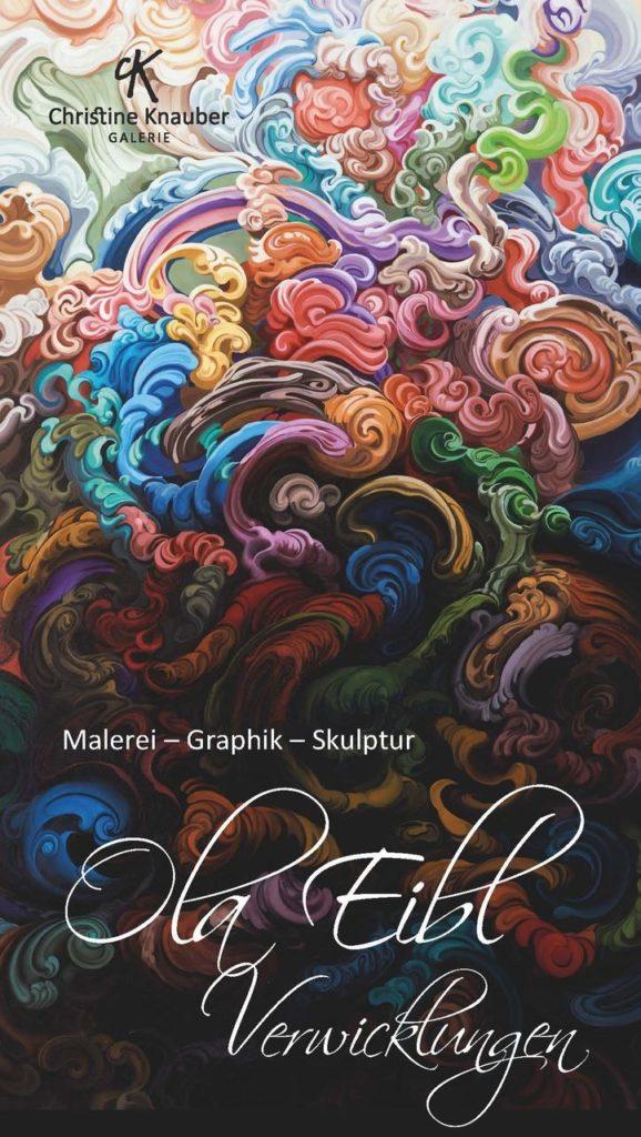 Ola Eibl Galerie Knauber
