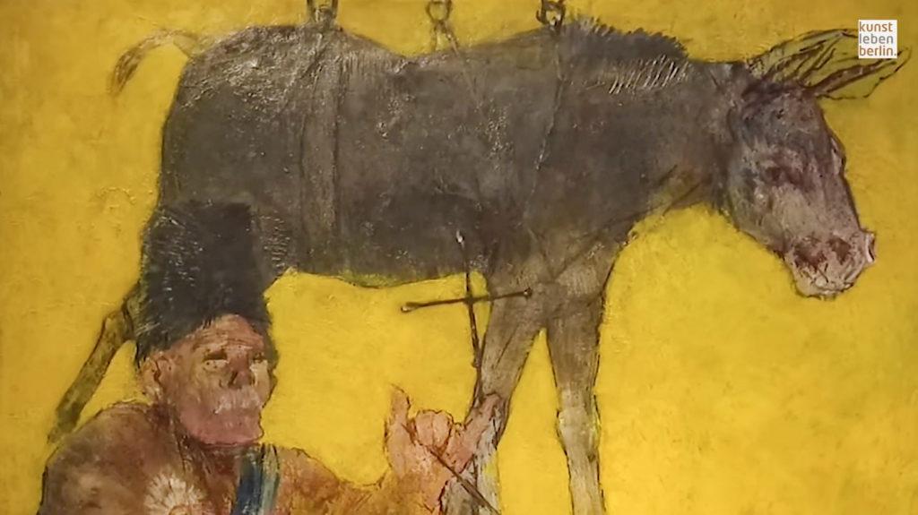 Valerio Adami - Galerie Michael Haas