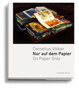 Cornelius Voelker Nur-auf-Papier Galerie Friese
