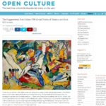 Open Culture Angebote