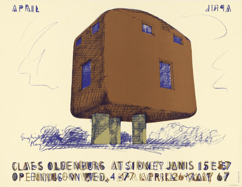 Vier Museen und eine Sonderausstellung der SMB_KK_PopOnPaper_Oldenburg_Plakat_Janis_web