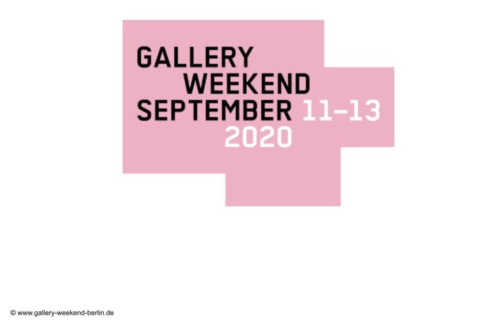 Die 48 teilnehmende Galerien und Künstler des verschobenen 16. Gallery Weekend Berlin