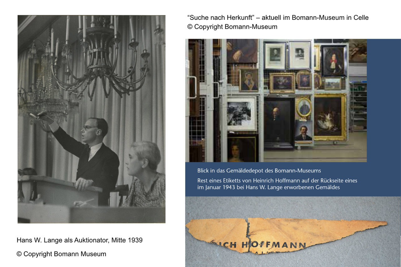 Auktionen und Kunstkriminalgeschichte