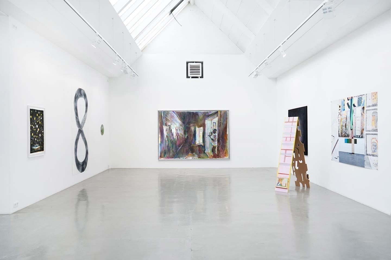 """""""Summer Breeze"""" Gruppenausstellung Galerie Barbara Thumm"""