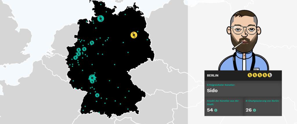 Hip Hop-Deutschland_map_Neoavantgarde