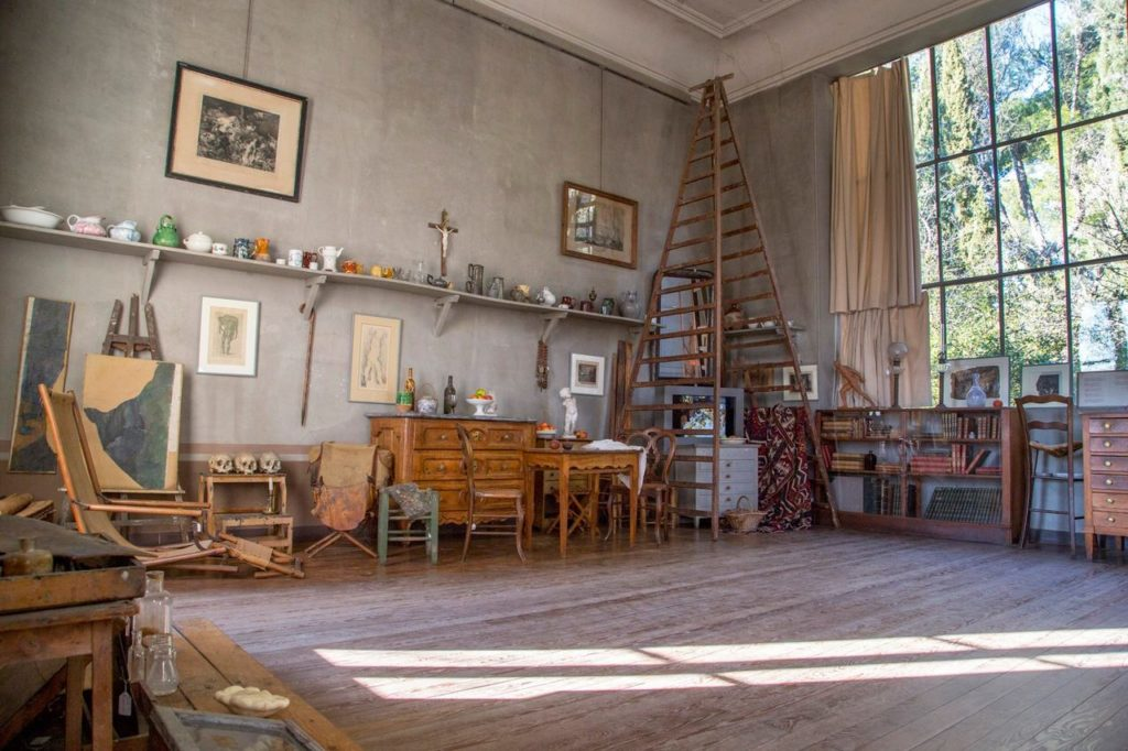 One Month – One Artist Sammlung Berggruen Cezanne