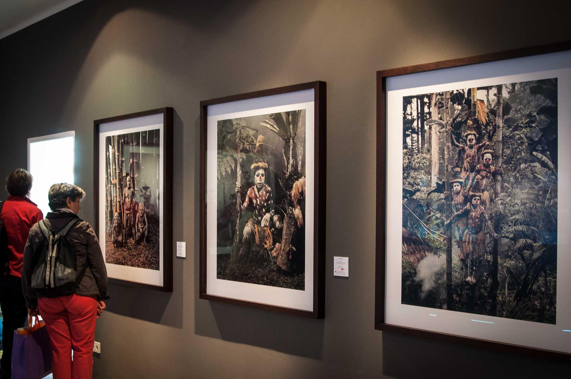 Kunstspaziergang Gallery Weekend 2020