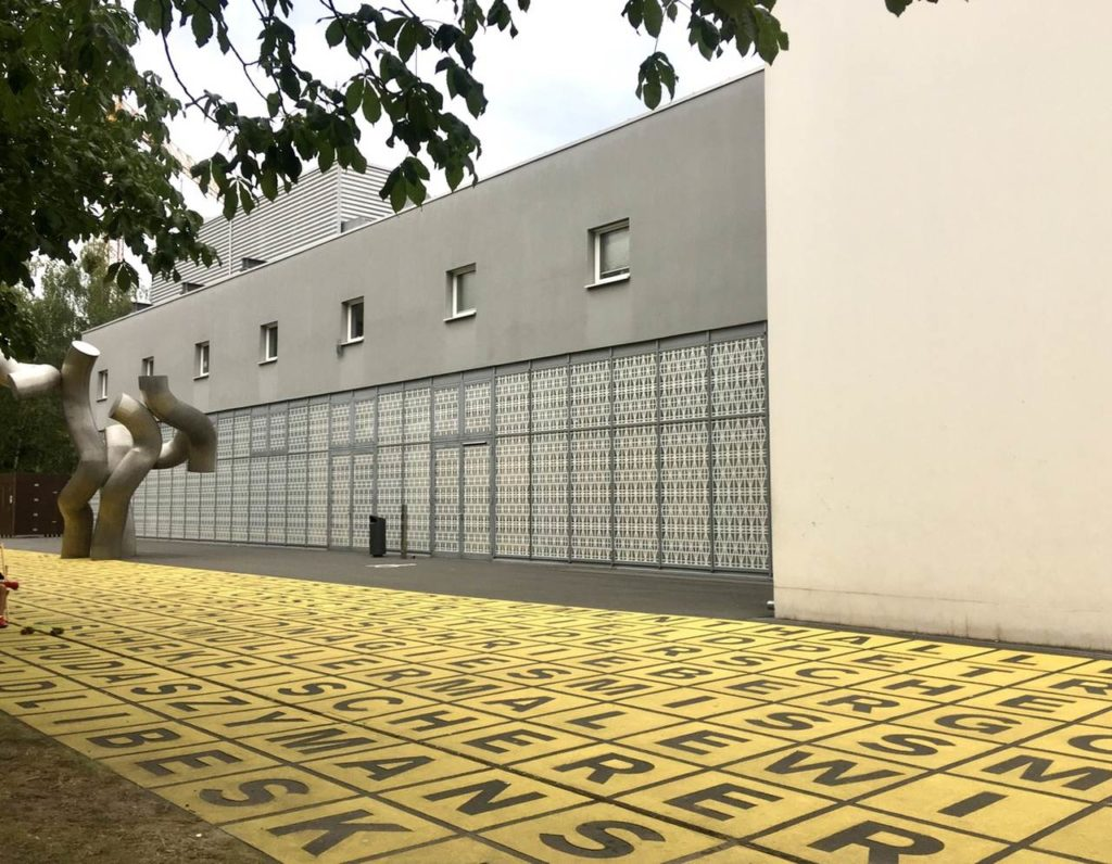 Gezeichnete Stadt Ausstellung-in-der-Berlinischen-Galerie-Arbeiten-auf-Papier-1945-bis-heute.-Grossstadt-Zeugnisse