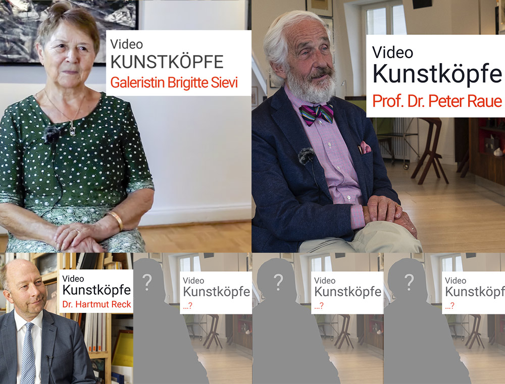 Kunstköpfe Kunstleben Berlin