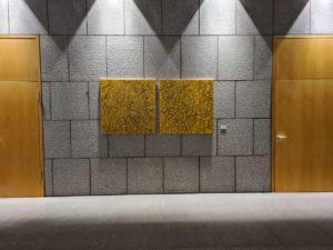 Abstrakter Salon Jeanne Fredac_F200