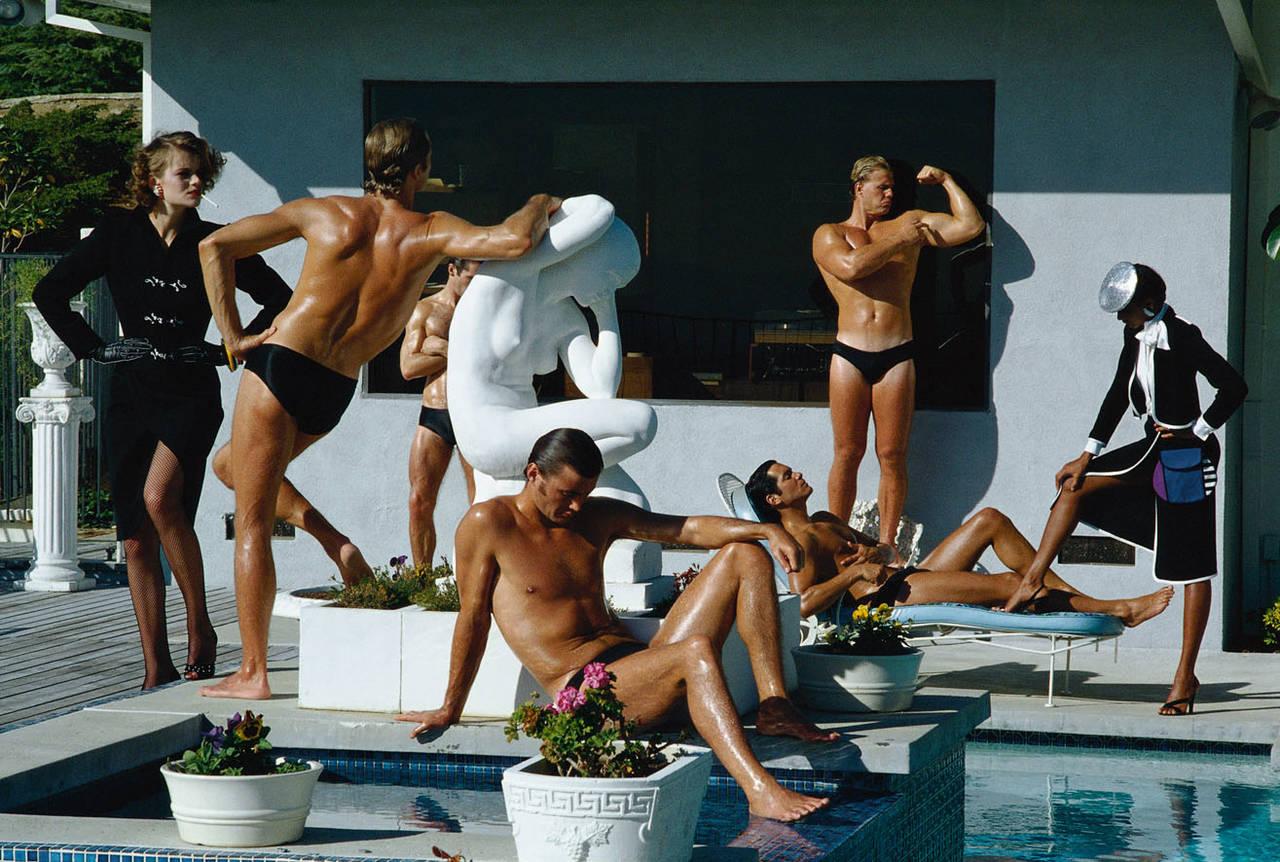 """America Helmut Newton, Stern, Los Angeles, 1980 © Helmut Newton Estate, Courtesy Helmut Newton Foundation"