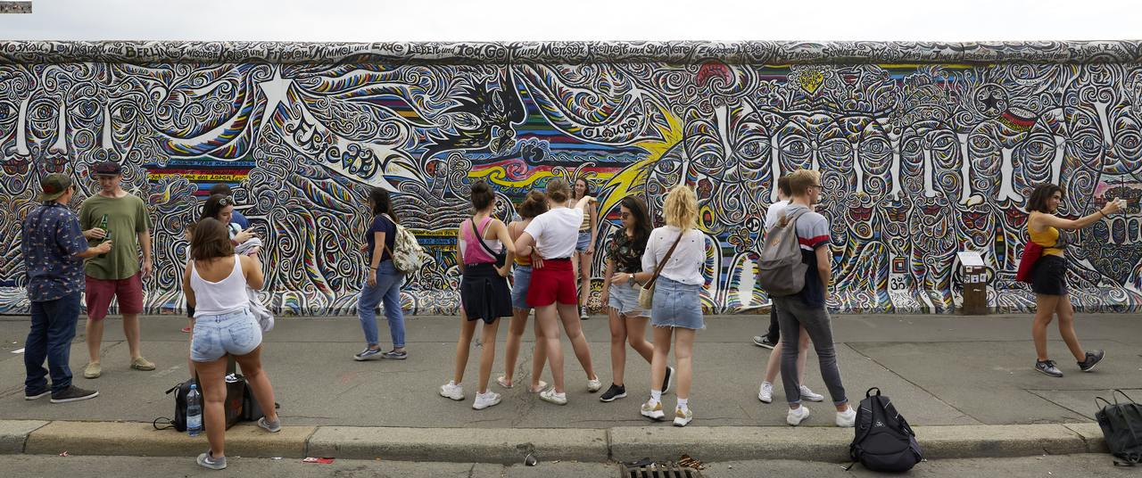 30 JAHRE EAST SIDE GALLERY