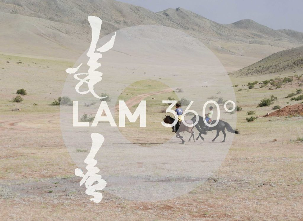 LAM Land Art Mongolia
