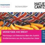 MERSEYSIDE AND BREXIT - Vernissage der Ausstellung mit Fotoarbeiten von Sandra Ratkovic in der Friedrich-Naumann-Stiftung