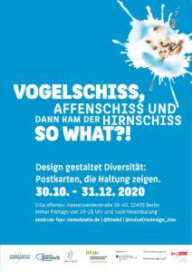 """Villa Offensiv """"Design gestaltet Diversität"""" Zentrum für Demokratie Treptow-Köpenick"""
