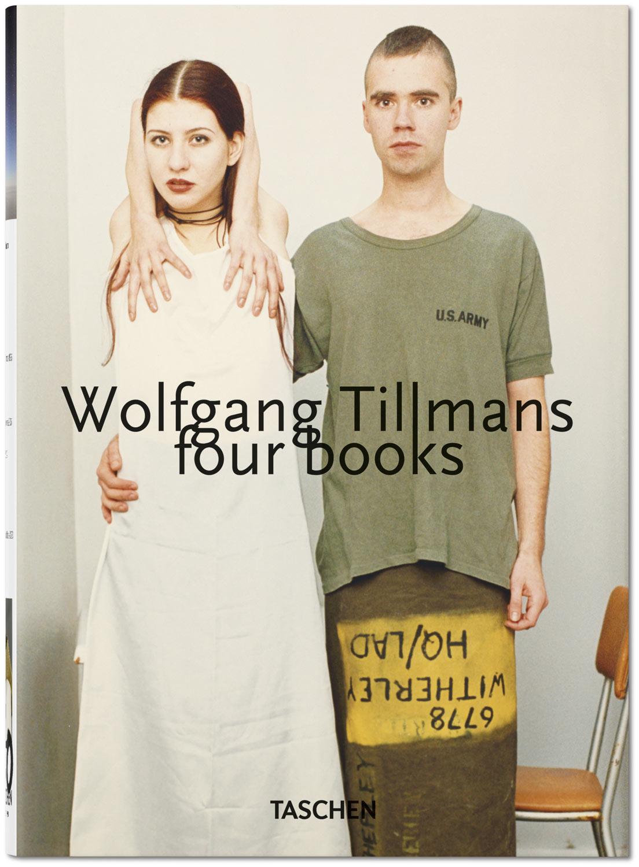 Buchtipp: Wolfgang Tillmans. four books. Taschen Verlag - Kunstleben Berlin - das Kunstmagazin
