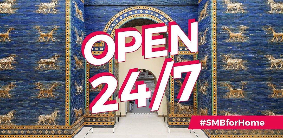 Museen bleiben geschlossen - Online-Programm wird kontinuierlich erweitert! - Kunstleben Berlin - das Kunstmagazin