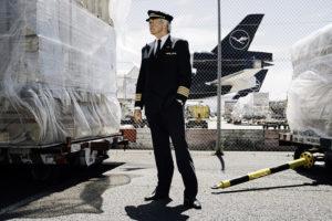 Fokko Doyen, Cargopilot Lufthansa Frankfurt