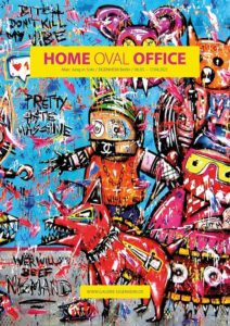 HOME OVAL OFFICE Marc Jung in Solo, EIGENHEIM Berlin, 06.03. – 17.04.2021