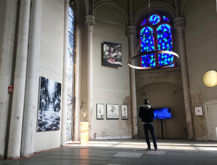 """Zionskirche: Flanieren durch """"POINTS of RESISTANCE"""""""