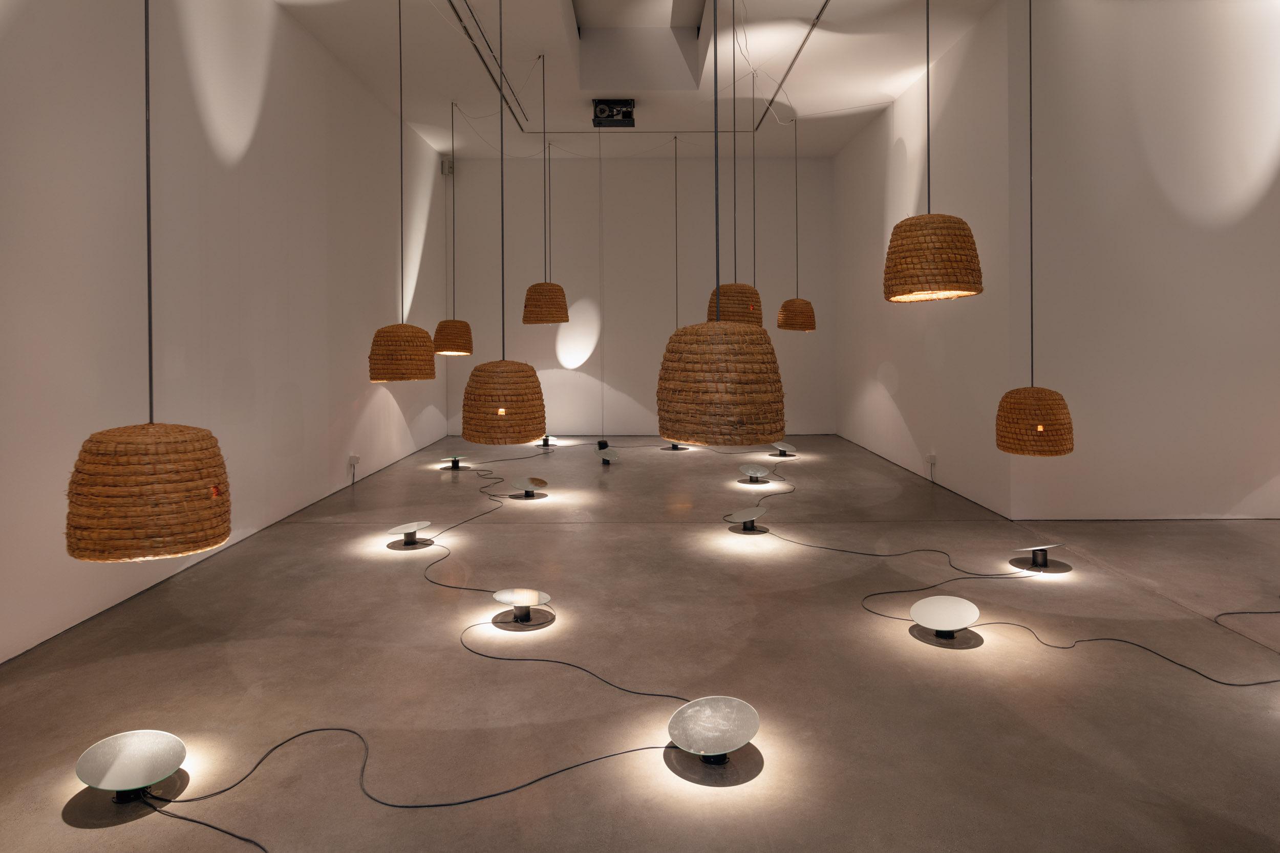 Rebecca Horn, Galerie Thomas Schulte