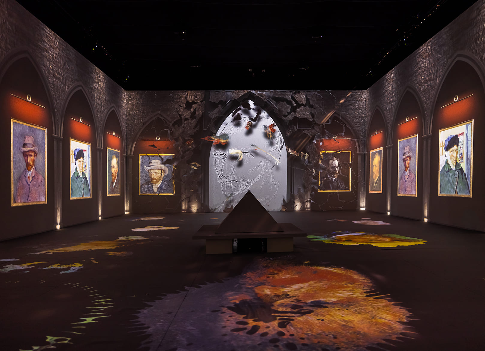 Van Gogh – The Immersive Experience (c)Dominik Gruss