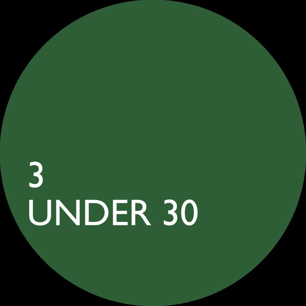 Fotowettbewerb 3 Under 30 - DANIEL BLAU