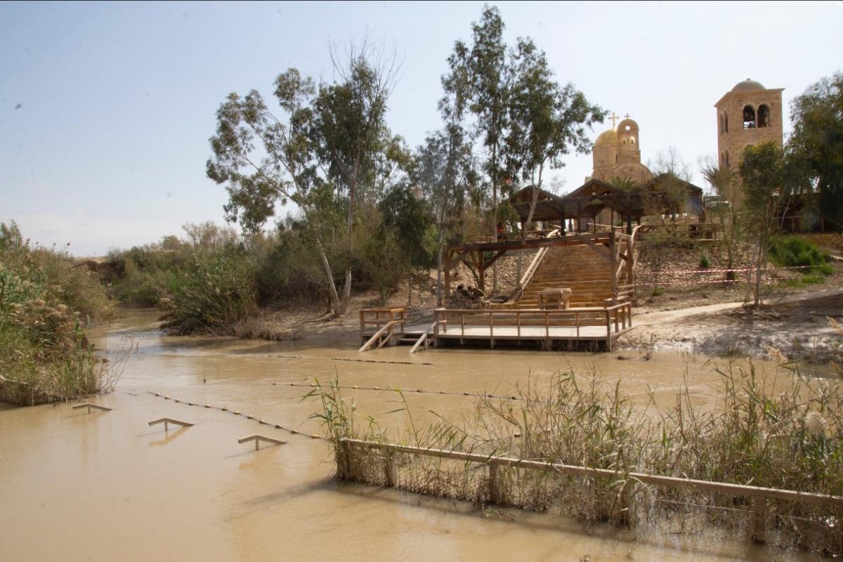 Qasr al-Yahud – der Ort, an dem Jesu getauft worden sein soll