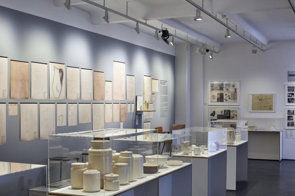 """Ausstellung """"die frühen jahre"""" im Museum der Dinge"""
