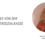 Neues von der Künstlersozialkasse - Jeannette Hagen